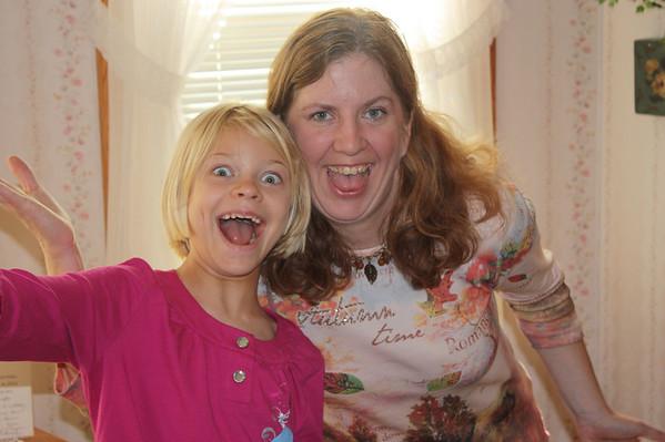 Mom Woehrer B-Day 2009