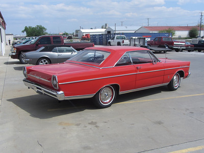 65 Ford Galaxie