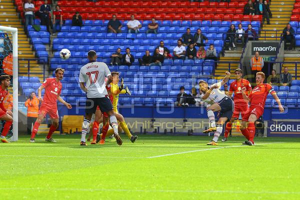 Bolton Wanderers v MK Dons 10 - 09 - 16