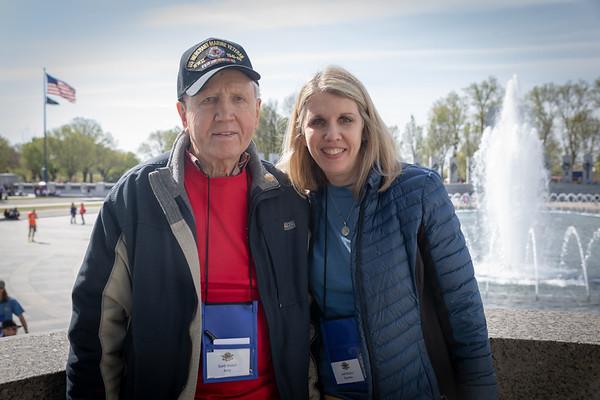 Portraits of Veterans April 2018