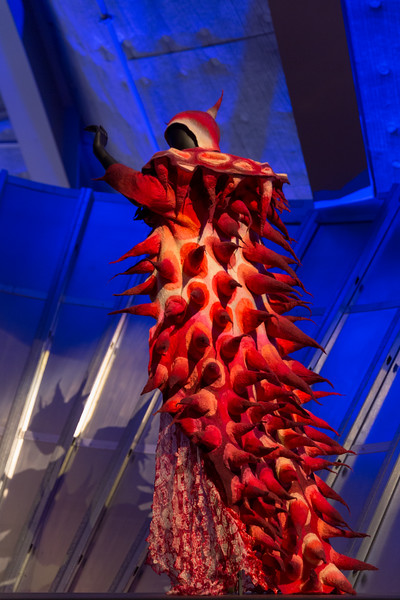 World of Wearable Art at the EMP Museum