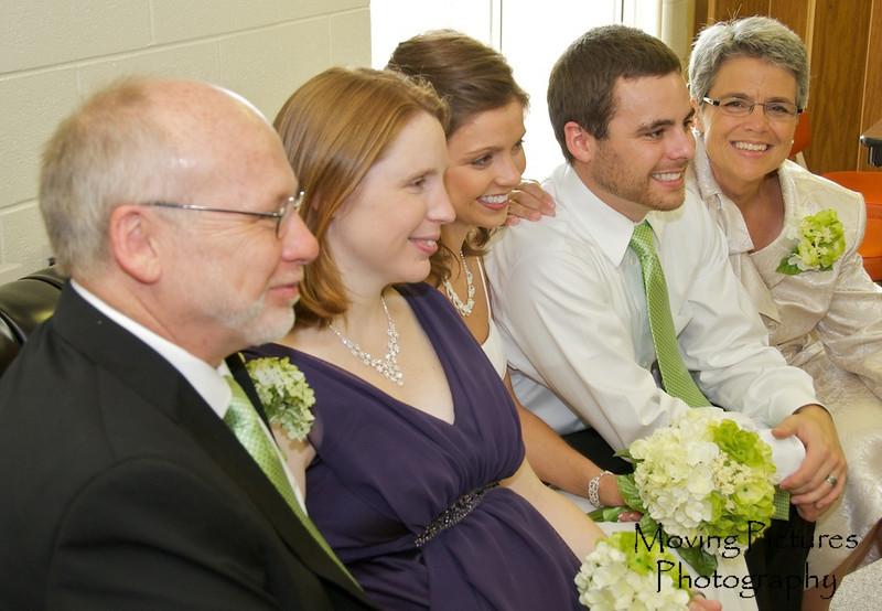 Erin's family