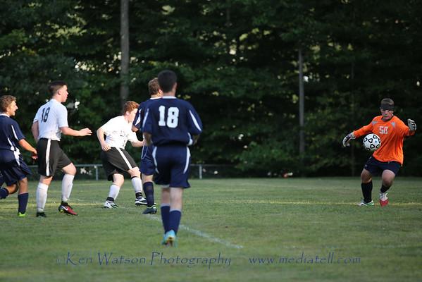 2014-09-05 LWHS Boys Soccer