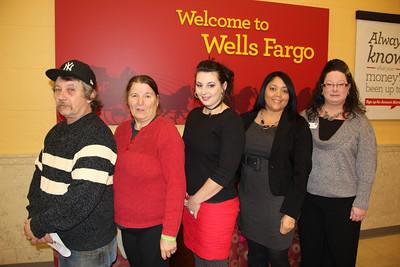 Check Donation, Sandy Victims, Family, Kline Township (11-29-2012)