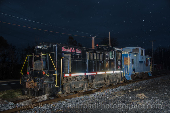 Shenandoah Valley Staunton, Virginia November 23, 2014