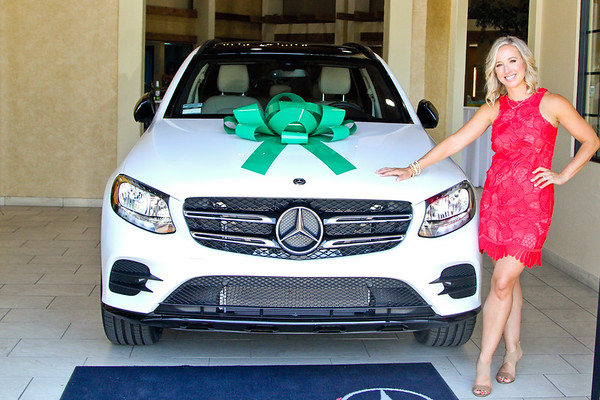 Kimberly's Arbonne Benz Bash