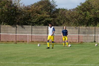 Squires Gate 0 Ashton Athletic 0