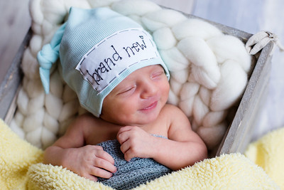 Wesley {newborn session}
