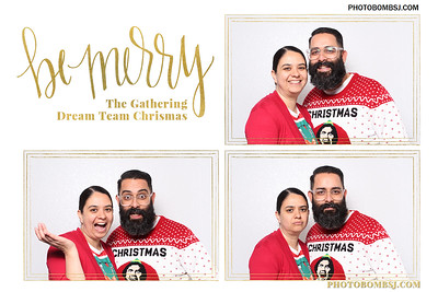 The Gathering Dream Team Christmas