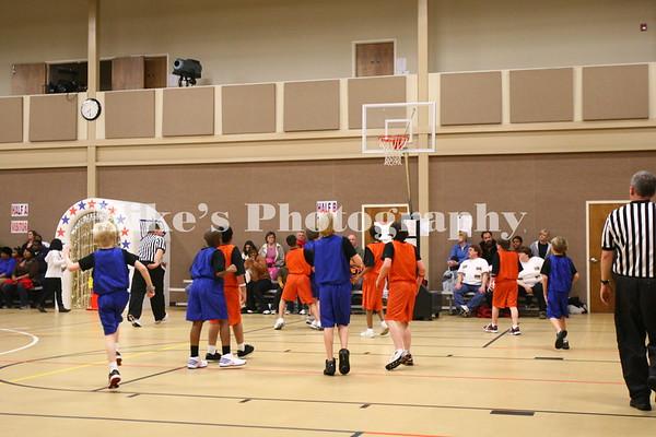 Upward Basket Ball Week 2