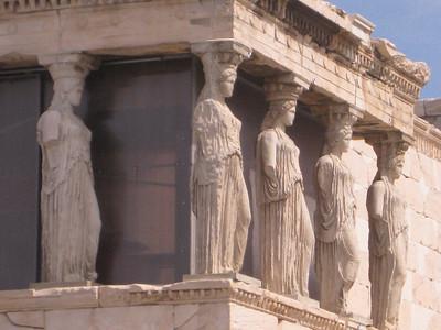 Greek Odyssey - by Nick B