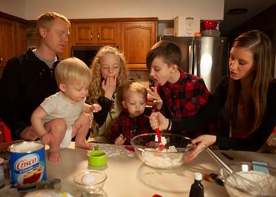 Christmas Cookie Bake