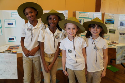Grade 3 National Parks 2020