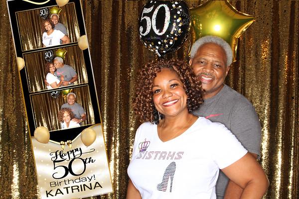 Katrina's 50th Birthday