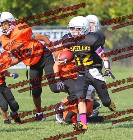 Steelers vs Bears 9-22-2012