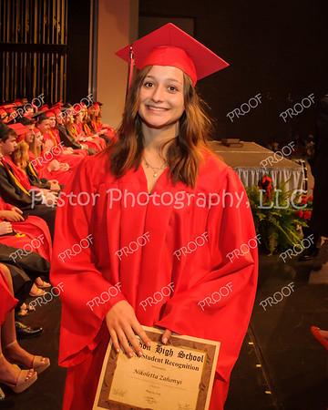 Chardon Graduation Individuals