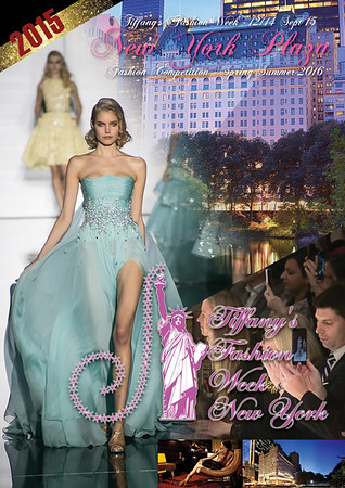Tiffanys New York Fashion Week at the New York Plaza