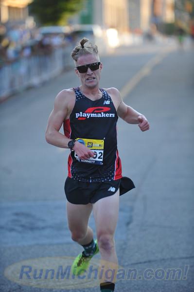 Open Mile Finish - 2016 Crim Festival of Races