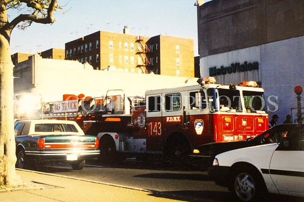FDNY - Queens Firehouses & Apparatus