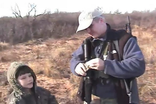 Deer Hunt Video, Jan '08