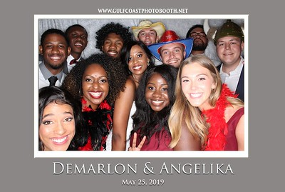 Demarlon & Angelika Wedding
