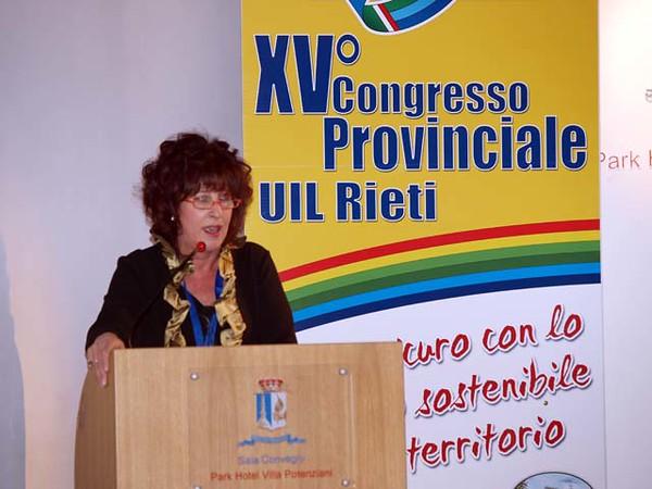 Cronaca: XV Congresso provinciale UIL