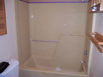 Refinishing Fiberglass Tubs & Shower Units #1