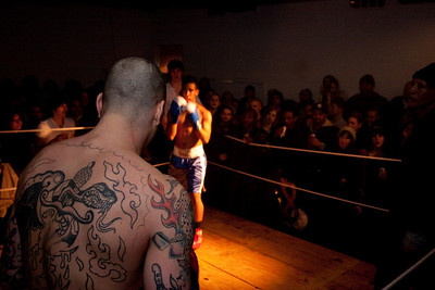 Underground Boxing 2-17-10