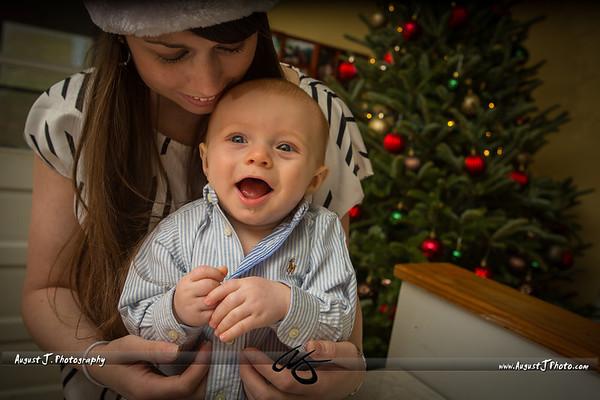 Baby Eli; Ryan & Stephanie