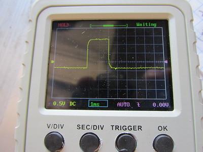 Oscilloscope pics
