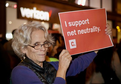 Dec 7 San Francisco Net-Neutrality Protest