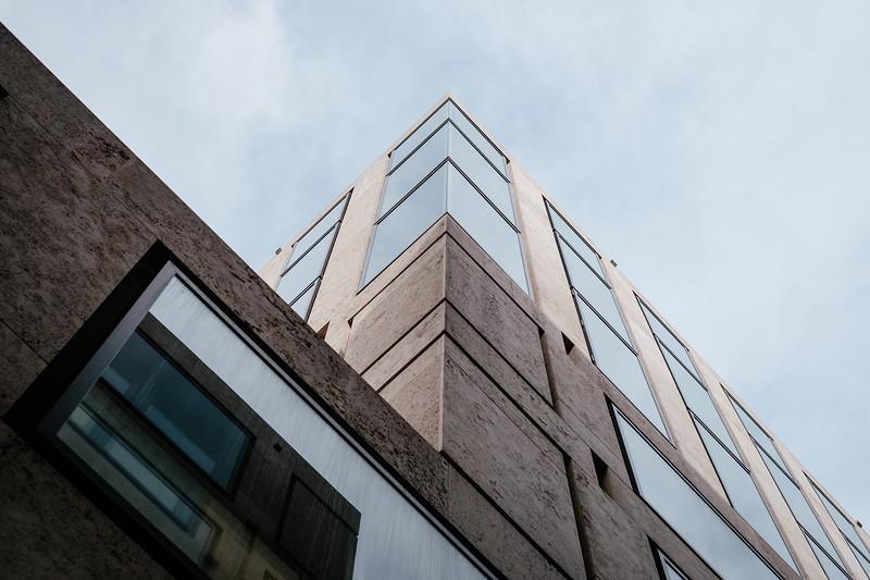 Office building in Zurich