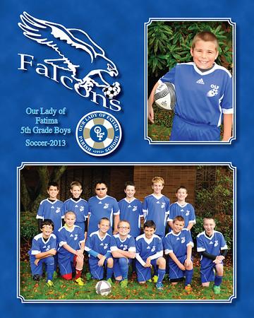 2013 soccer 5th Gr Boys