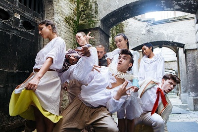 Shechter Underground at Somerset House