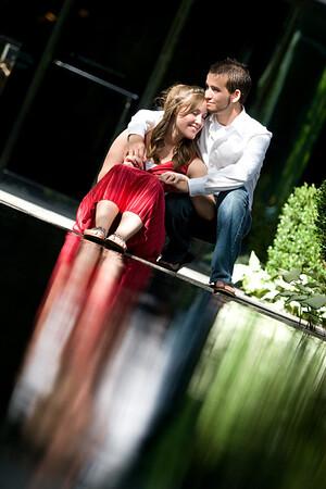 Amy and Nathan