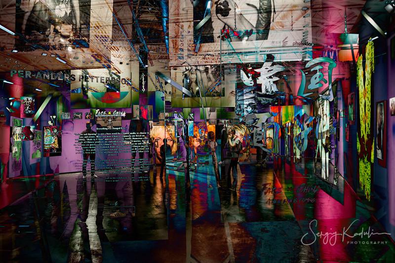 Art world of Photokina