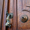 I just love the incredible hardware and the texture of these antique doors you see everywhere in colonial cities.