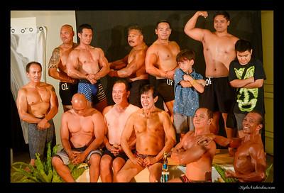 Mr. Lapu-Lapu Bodybuilding Contest 2017