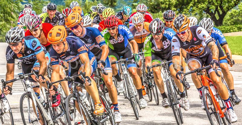 Criterium - Missouri State Championship - 2015 - Big Shark Bicycle Company - in progress