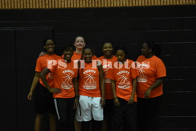 Alumni BBall Ladies Game 1