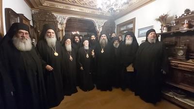 21/10/2019 Επίσκεψη Οικουμενικού Πατριάρχη