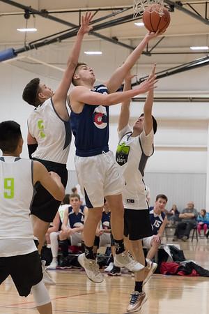 2018 P2P Basketball