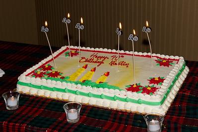 2011-12-10 Kirsten's 40th Birthday Party