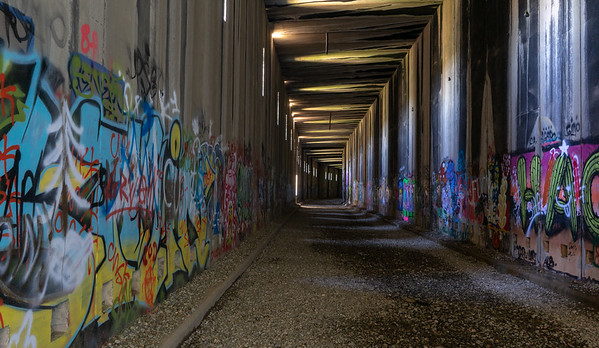 Donner Pass Train Tunnels