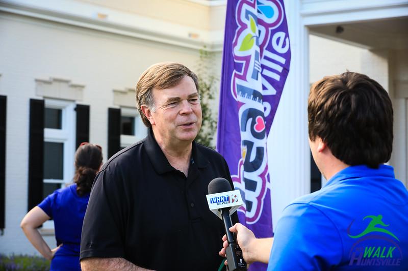 2017 Mayor's 100 Kickoff