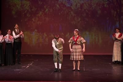 Mary Poppins - Spring 2015