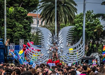 Gay Pride Parade 9 june 2018