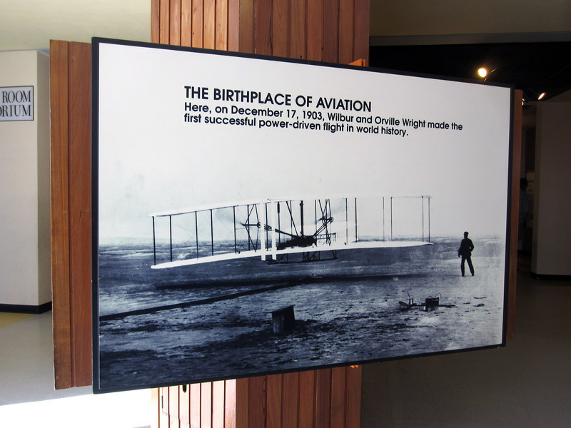 Wright Brothers Memorial -  The Birthplace of Aviation © Rachel Rubin 2012