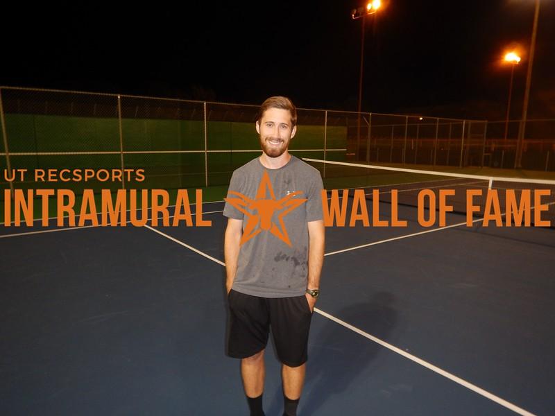 Fall 2016 Tennis Singles Mens B Champ