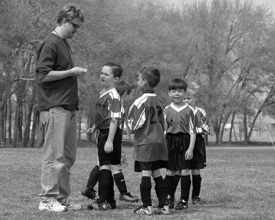 Spring 2007 Kicks vs United FC